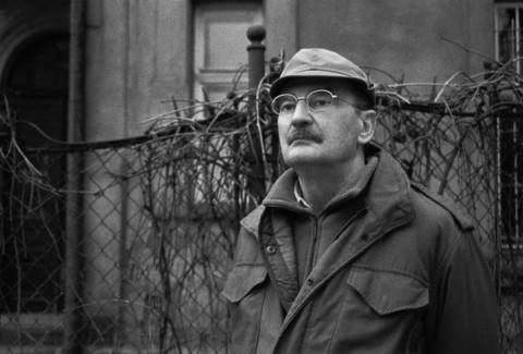 Slawomir Mrozek, écrivain et dessinateur