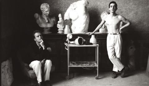 Mathieu Lindon – Michel Foucault – Hervé Guibert